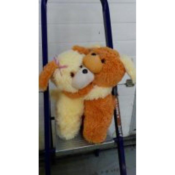 Мягкая игрушка собачки-обнимашки