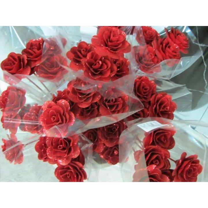 Розы искусственные