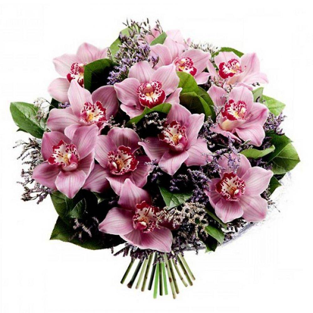 позднее картинки букеты с орхидеями фото годы работы